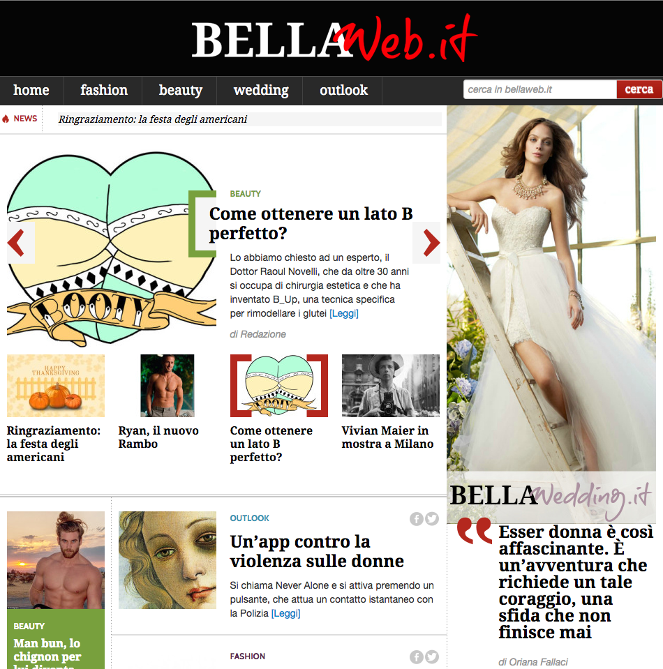 BELLAWEB – Beauty.it