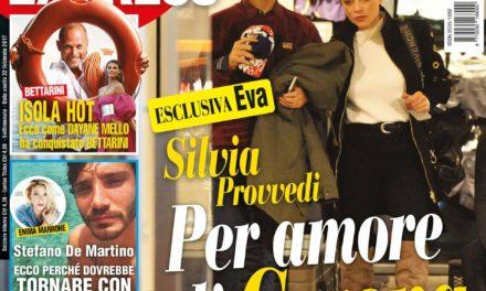 """Eva tremila EXPRESS – Rivoluzione """"LATO B"""": sollevalo con B-UP"""